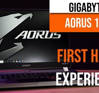 AORUS 15G First Hand Experience - Race car inspired design, heart racing performance 30
