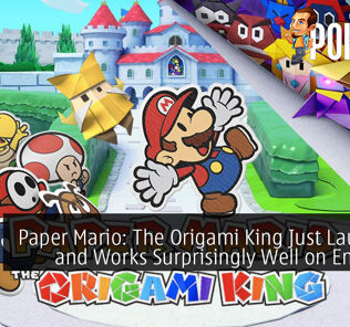 Paper Mario: The Origami King Just Launched and Works Surprisingly Well on Emulator