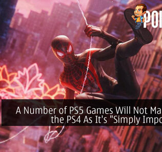 "A Number of PS5 Games Will Not Make It To the PS4 As It's ""Simply Impossible"""