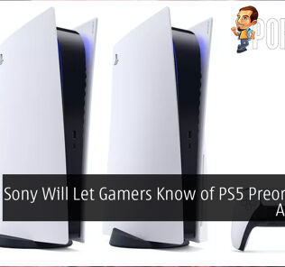 Sony Will Let Gamers Know of PS5 Preorders In Advance