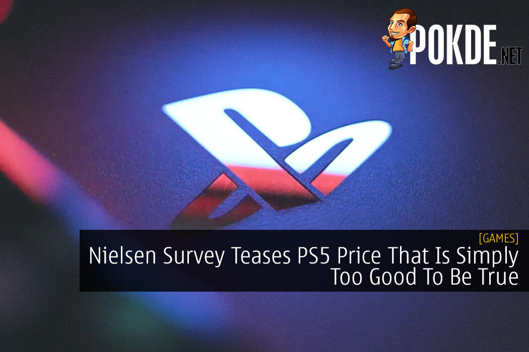 Nielsen Survey Teases PS5 Price That Is Simply Too Good To Be True