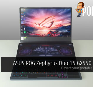 ASUS ROG Zephyrus Duo 15 GX550 Review — Elevate your portable experience 35