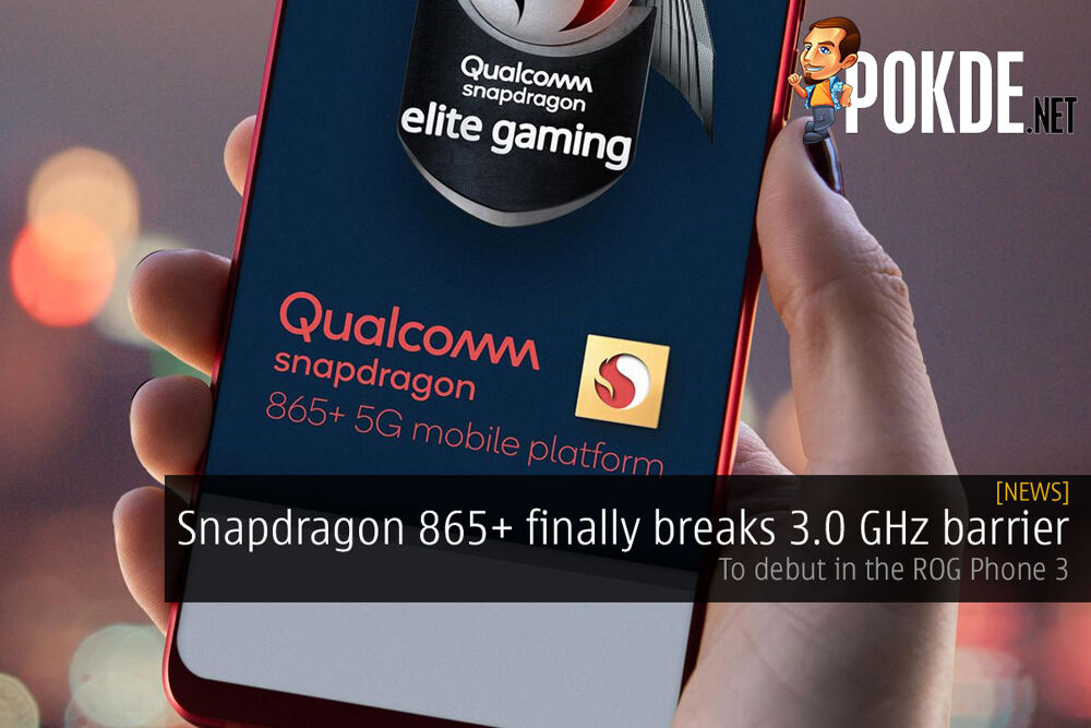 snapdragon 865+ rog phone 3 cover