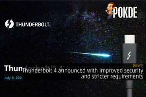 Thunderbolt 4 announced with improved security and stricter requirements 35