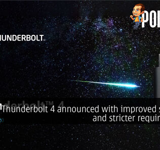 Thunderbolt 4 announced with improved security and stricter requirements 19