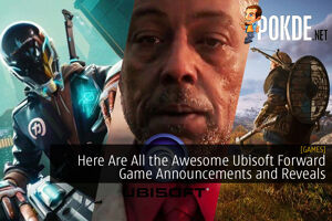 Here Are All the Awesome Ubisoft Forward Game Announcements and Reveals 26