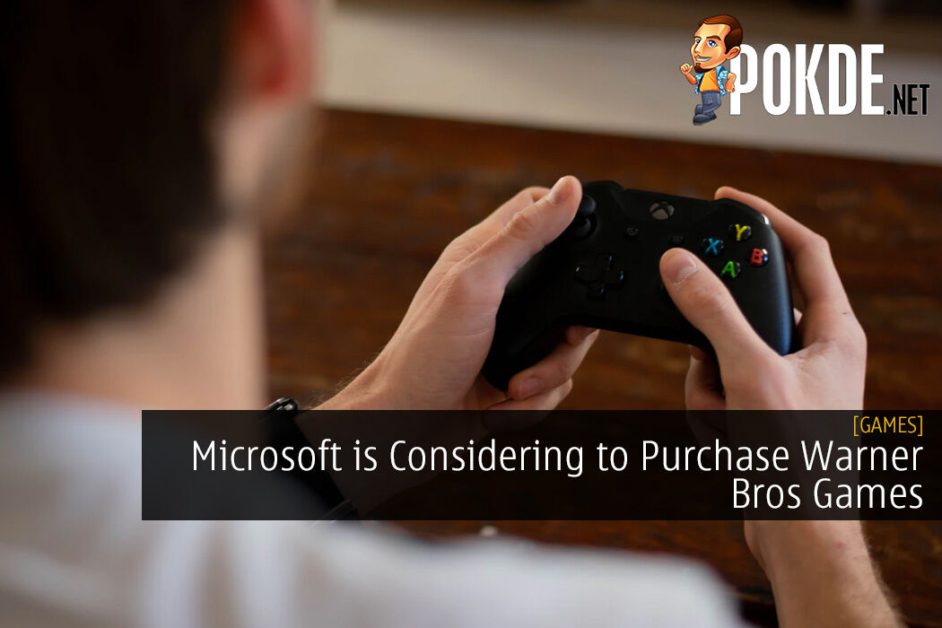 Microsoft is Considering to Purchase Warner Bros Games