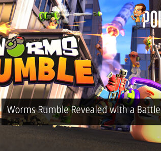 Worms Rumble Revealed with a Battle Royale Spin - Sign Up For Beta Here 27