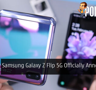 Samsung Galaxy Z Flip 5G Officially Announced