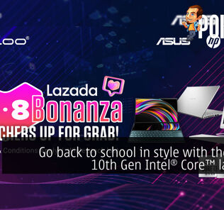Go back to school in style with the latest 10th Gen Intel Core laptops! 25