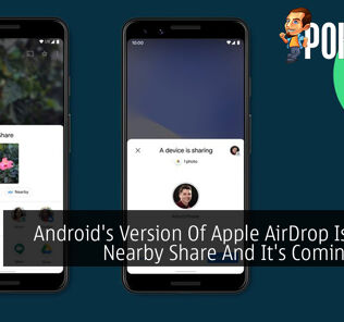 Android's Version Of Apple AirDrop Is Called Nearby Share And It's Coming Soon 26