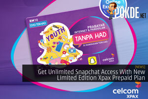 Get Unlimited Snapchat Access With New Limited Edition Xpax Prepaid Plan 35