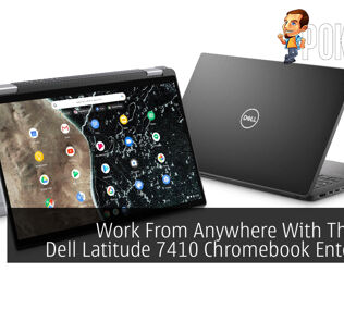 Dell Latitude 7410 Chromebook Enterprise cover