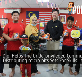 Digi Helps The Underprivileged Community By Distributing micro:bit Sets For Skills Learning 24