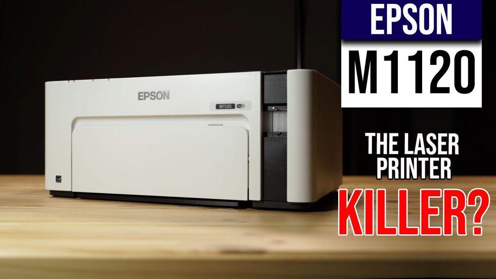 EPSON M1120 cover