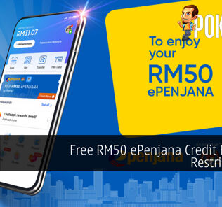 Free RM50 ePenjana Credit Has No Restrictions! Can Be Used For E-Hailing Services and Online Purchases 24