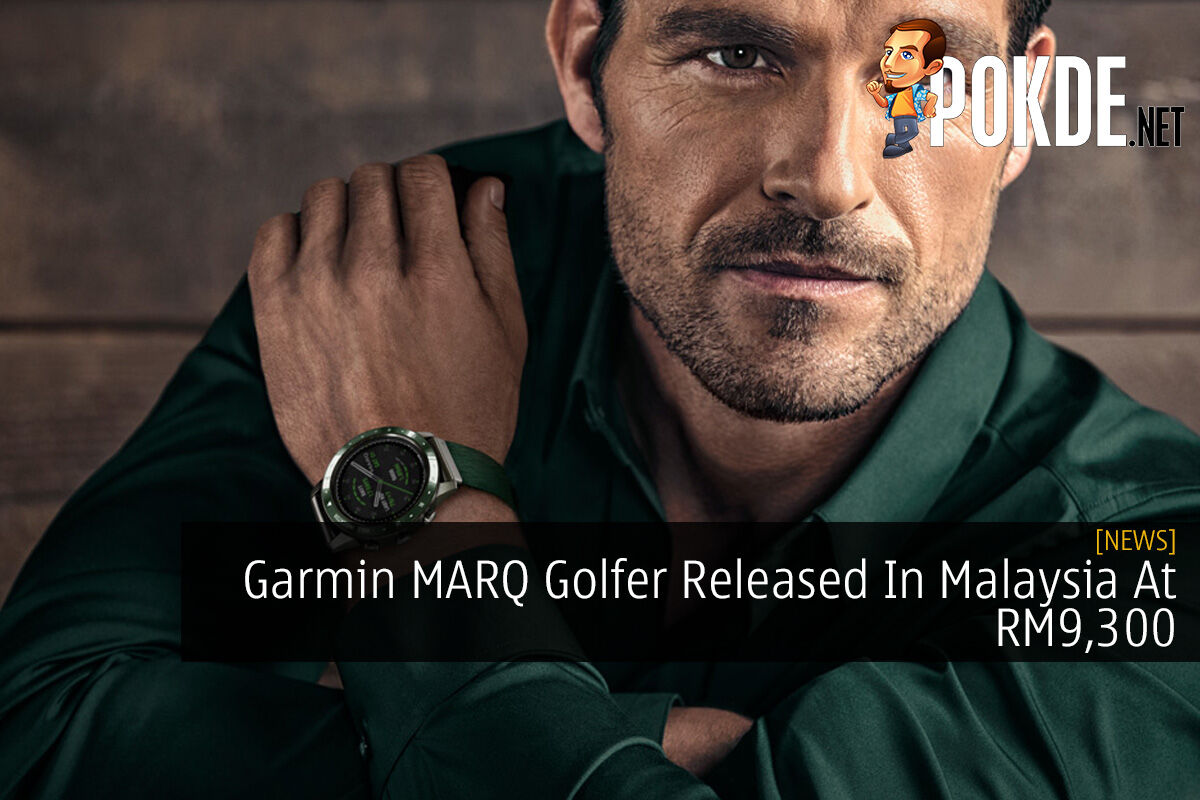 Garmin MARQ Golfer Released In Malaysia At RM9,300 7