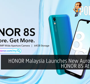 HONOR Malaysia Launches New Aurora Blue HONOR 8S At RM429 22