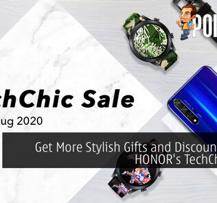 HONOR TechChic Sale cover