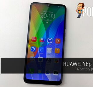 HUAWEI Y6p Review - A battery powerhouse 45