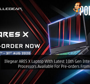 Illegear ARES X Laptop With Latest 10th Gen Intel Desktop Processors Available For Pre-orders From RM9,999 24