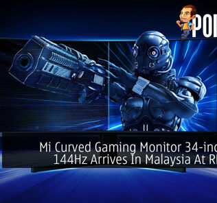 Mi Curved Gaming Monitor 34-inch With 144Hz Arrives In Malaysia At RM1,999 22