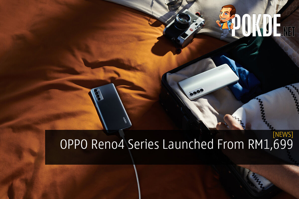 OPPO Reno4 Series Launched From RM1,699 12