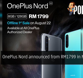 OnePlus Nord rm1799 malaysia cover