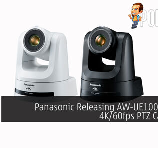 Panasonic AW-UE100W and AW-UE100K cover
