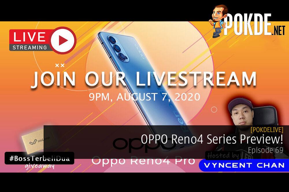 PokdeLIVE 69 — OPPO Reno4 Series Preview! 17