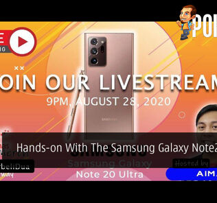 PokdeLIVE 72 — Hands-on With The Samsung Galaxy Note20 Ultra! 26