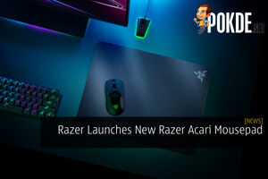 Razer Launches New Razer Acari Mousepad 27