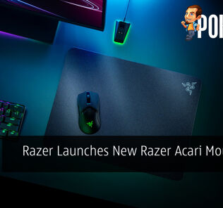 Razer Launches New Razer Acari Mousepad 26