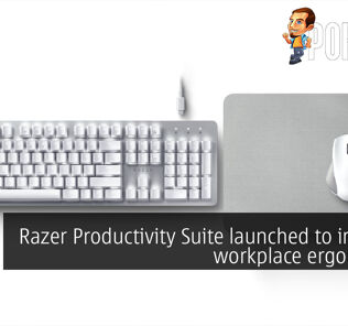 Razer Productivity Suite workplace ergonomics cover