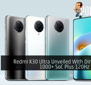 Redmi K30 Ultra Unveiled With Dimensity 1000+ SoC Plus 120Hz Display 22