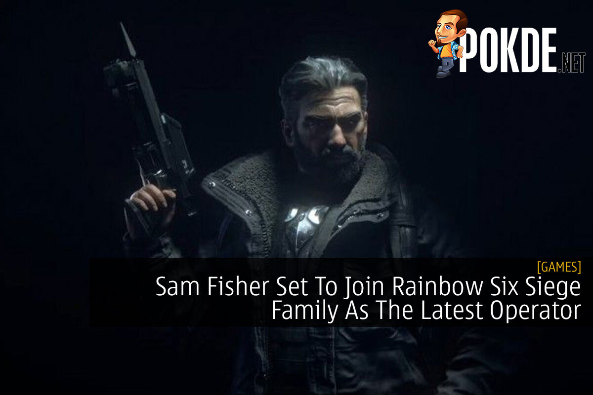 Sam Fisher Set To Join Rainbow Six Siege Family As The Latest Operator 18