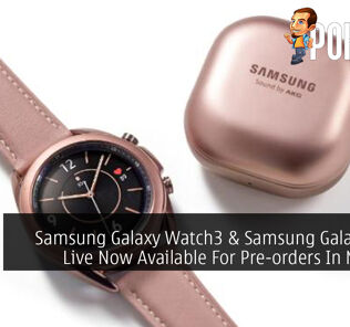 Samsung Galaxy Watch3 & Samsung Galaxy Buds Live Now Available For Pre-orders In Malaysia 21