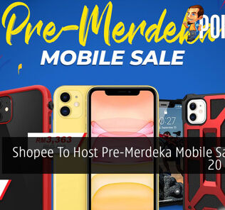 Shopee To Host Pre-Merdeka Mobile Sale This 20 August 20