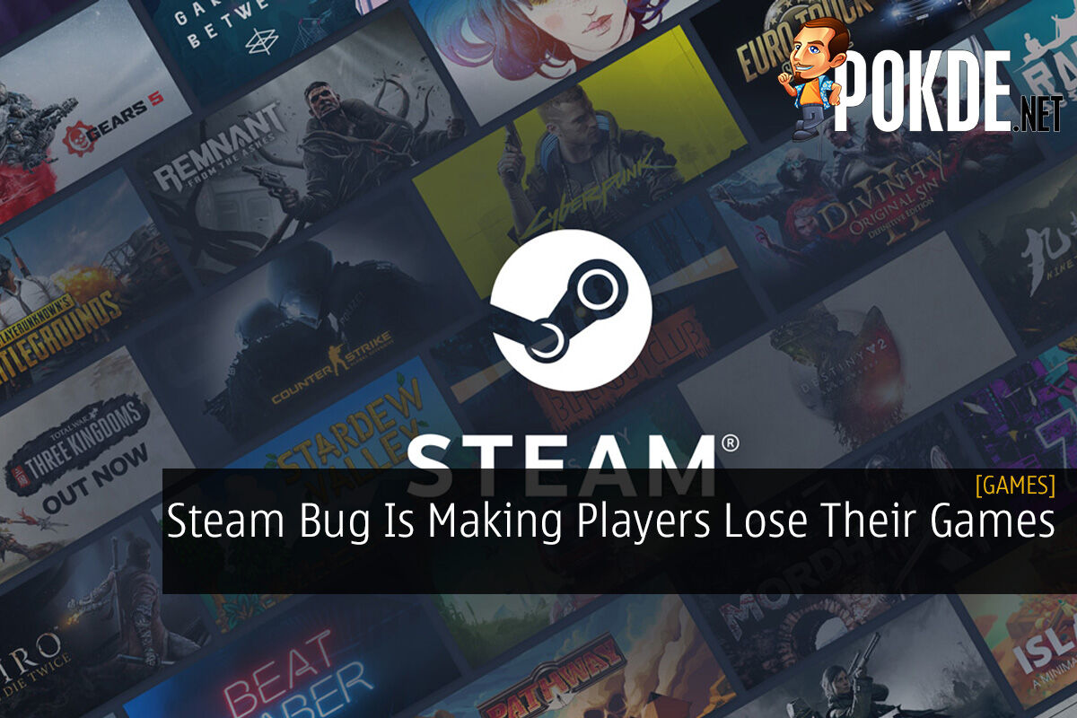Steam Bug Is Making Players Lose Their Games 9