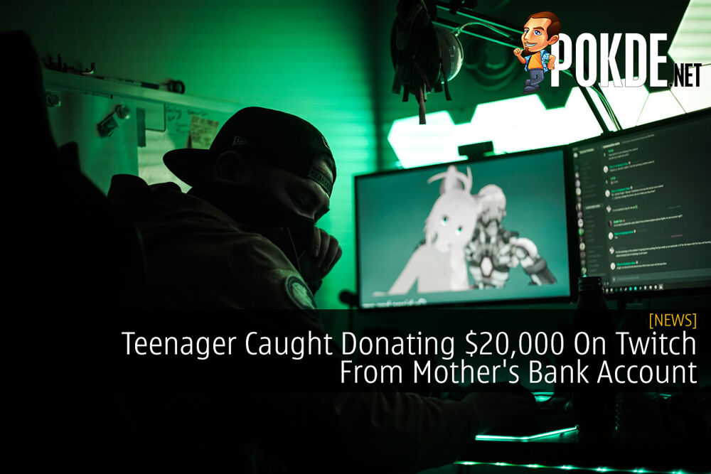 Teenager Caught Donating $20,000 On Twitch From Mother's Bank Account 17