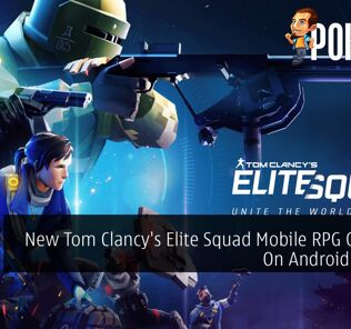 Tom Clancy's Elite Squad cover