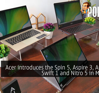 acer spin 5, aspire 3, aspire 5 swift 1 nitro 5 malaysia cover