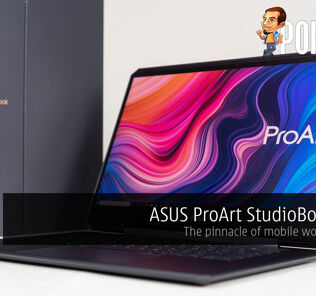 ASUS ProArt StudioBook One Review — the pinnacle of mobile workstations? 36