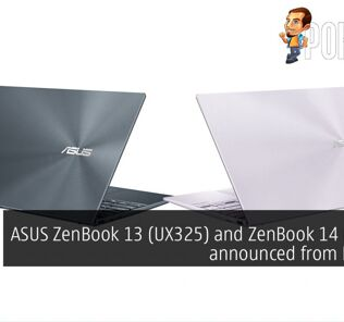 ASUS ZenBook 13 (UX325) And ZenBook 14 (UX425) Announced From RM3999 20
