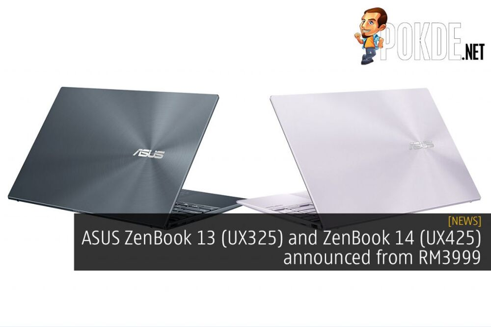 ASUS ZenBook 13 (UX325) And ZenBook 14 (UX425) Announced From RM3999 18