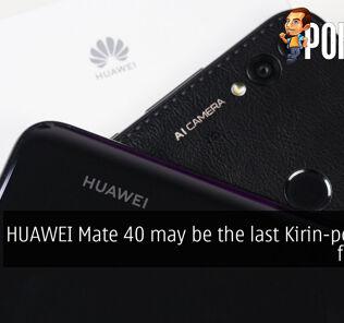 huawei mate 40 kirin flagship cover