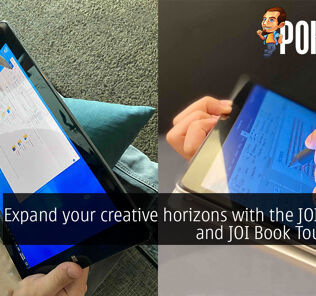 Expand your creative horizons with the JOI 11 Pro and JOI Book Touch 300 20
