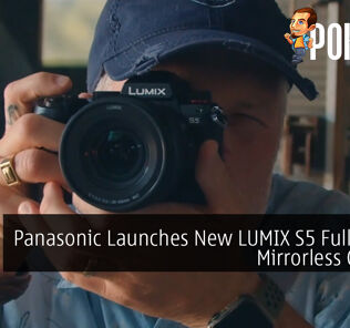 Panasonic Launches New LUMIX S5 Full Frame Mirrorless Camera for Every Kind of Shooter