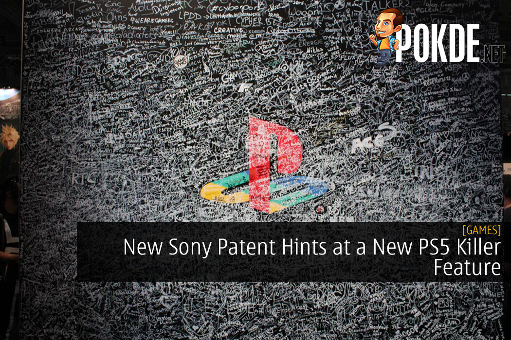 New Sony Patent Hints at a New PS5 Killer Feature