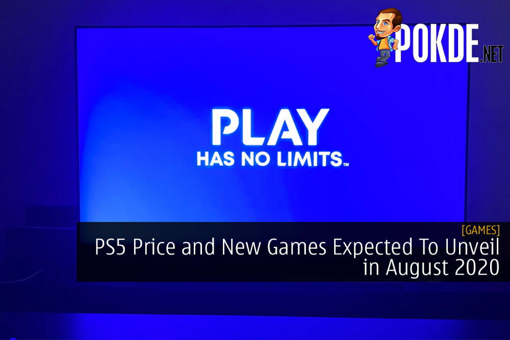PS5 Price and New Games Expected To Unveil in August 2020 - Xbox Series X Too